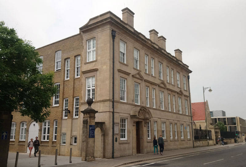 Former Outpatients Building